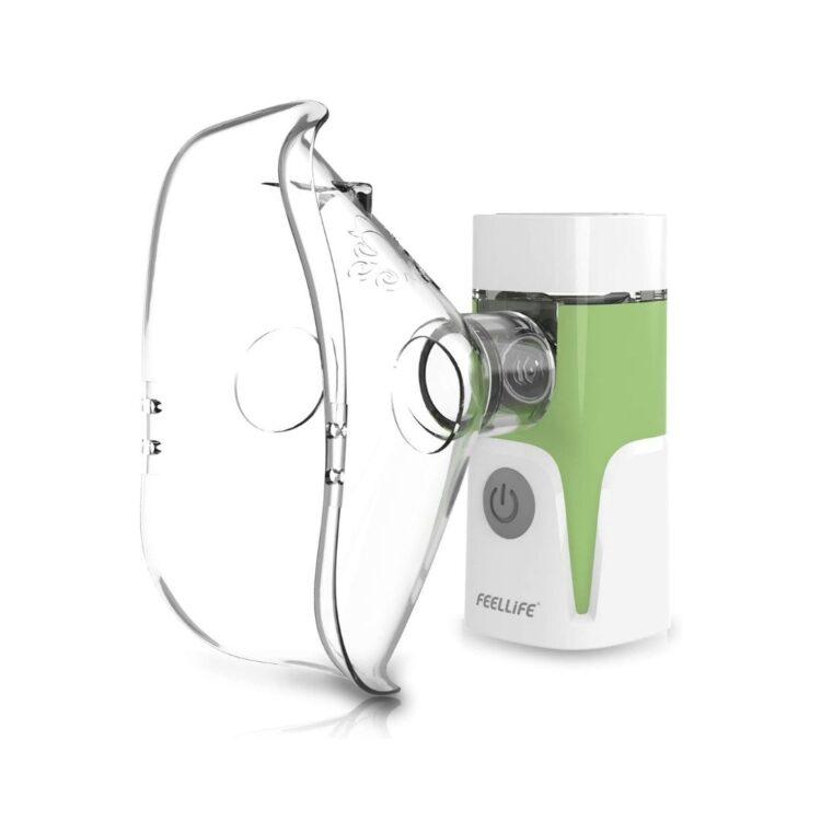 Inhalaator Feellife Aerogo Roheline