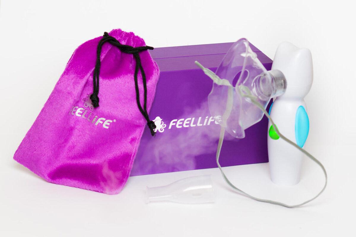 Miks valida Feellife Võrkinhalaator?