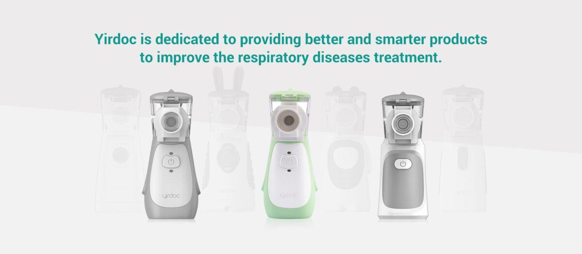 YIRDOC- uus inhalaatorite tootja Eesti turul