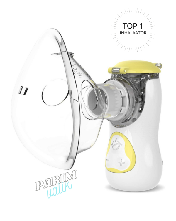 Inhalaator Feellife Air Garden Kollane