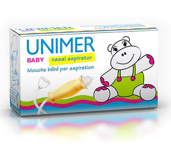 Unimer Baby aspiraator