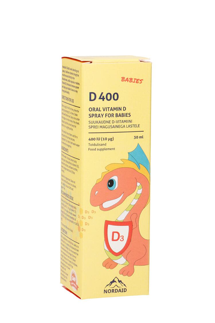 D-vitamiin lastele