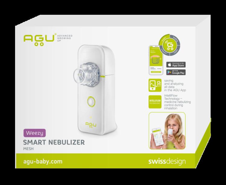 AGU nutikas inhalaator SN10 Weezy