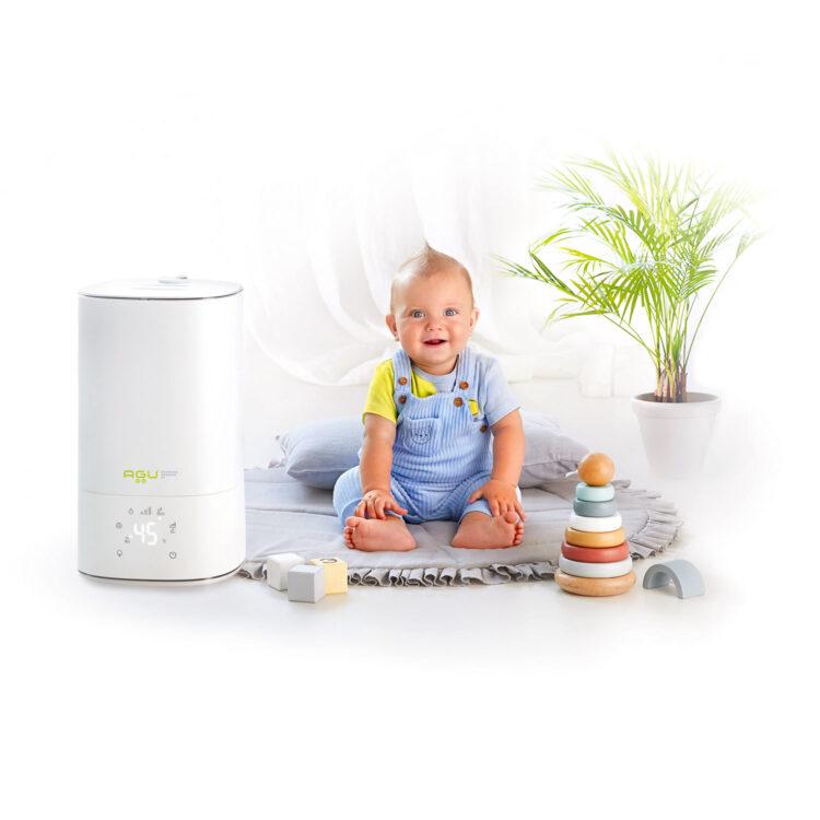 kuiv õhk beebi toas